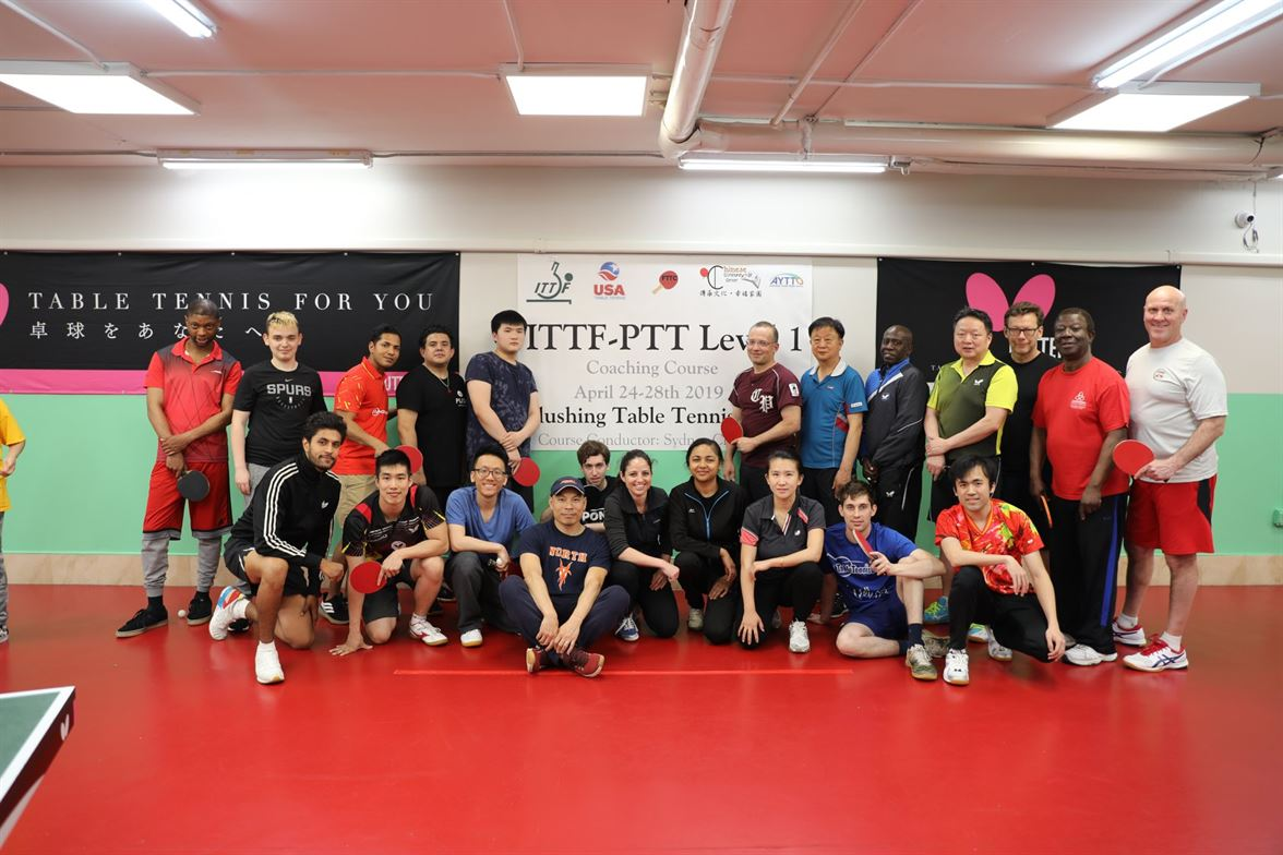 WAB Club Feature: Flushing Table Tennis Center