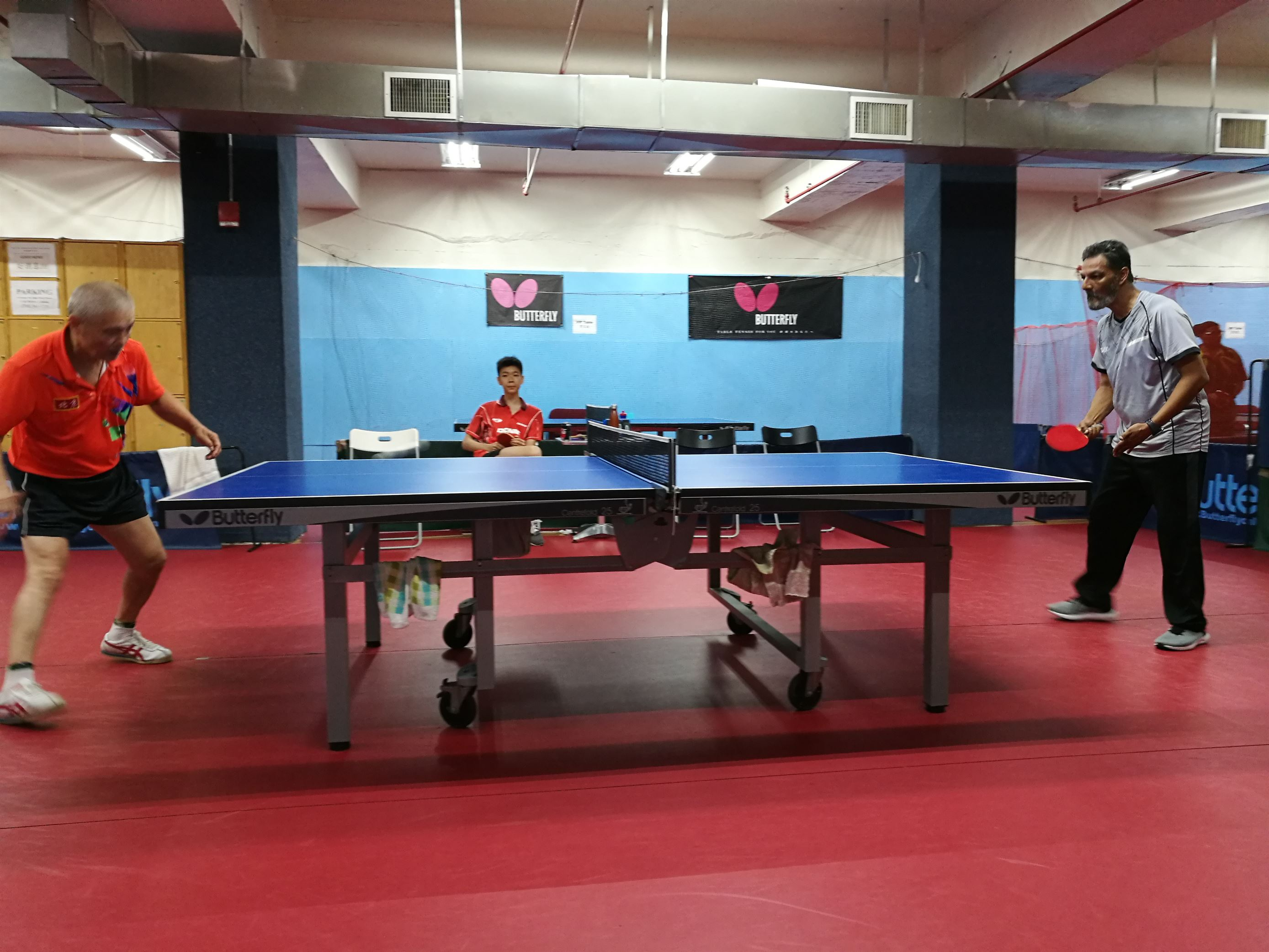 New York International Table Tennis Center July 14, 2019 Open Results