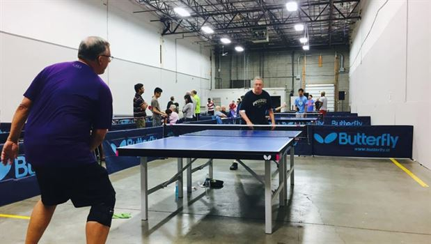 WAB Club Feature: Spin & Smash Table Tennis & Ping Pong Center