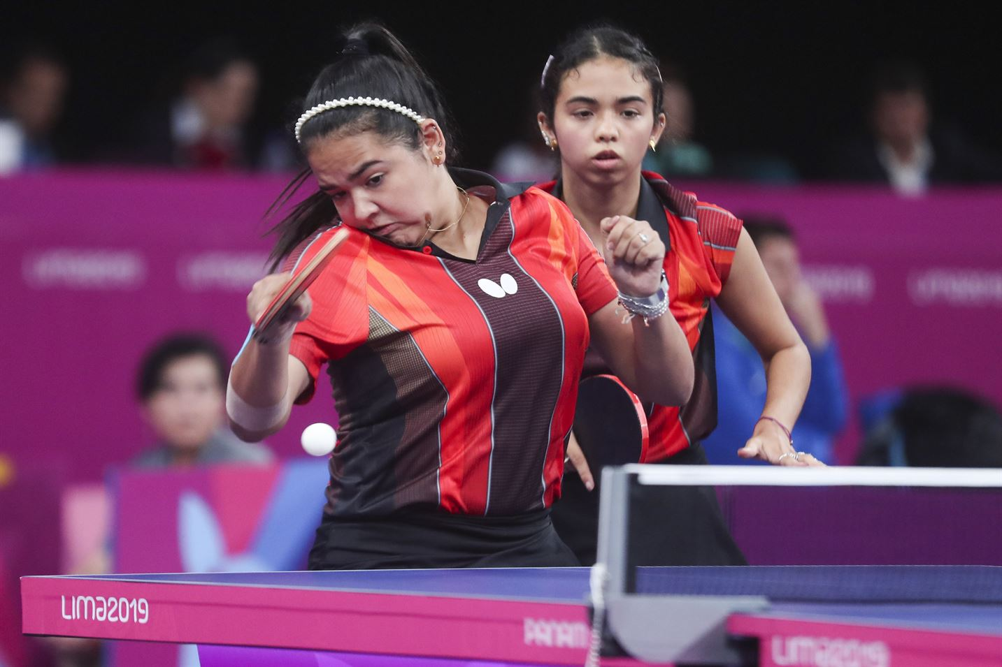 Pan Am Games (Day 3) – Doubles Finals and Singles Quarters