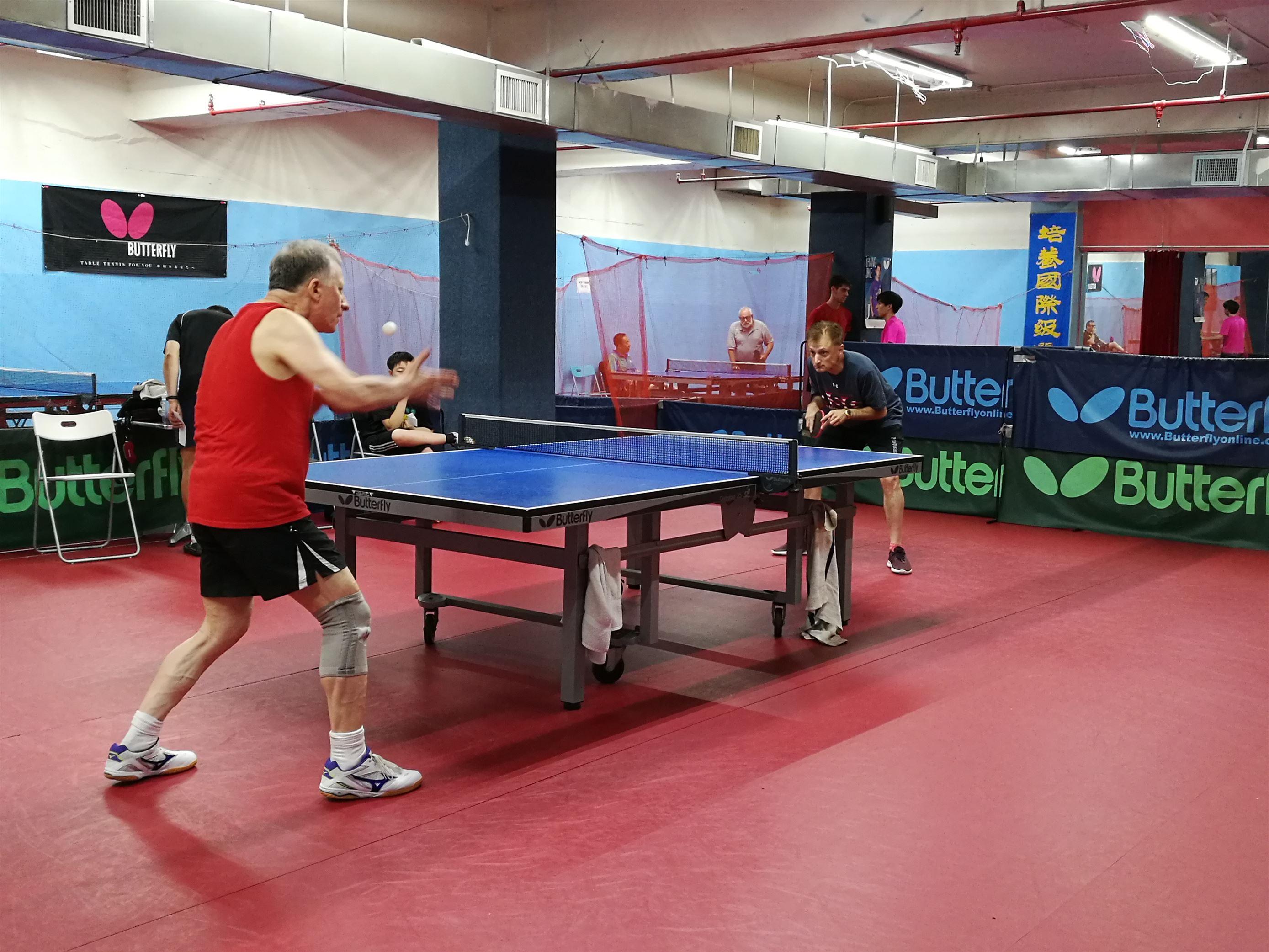 New York International Table Tennis Center Aug. 4, 2019 Open Results