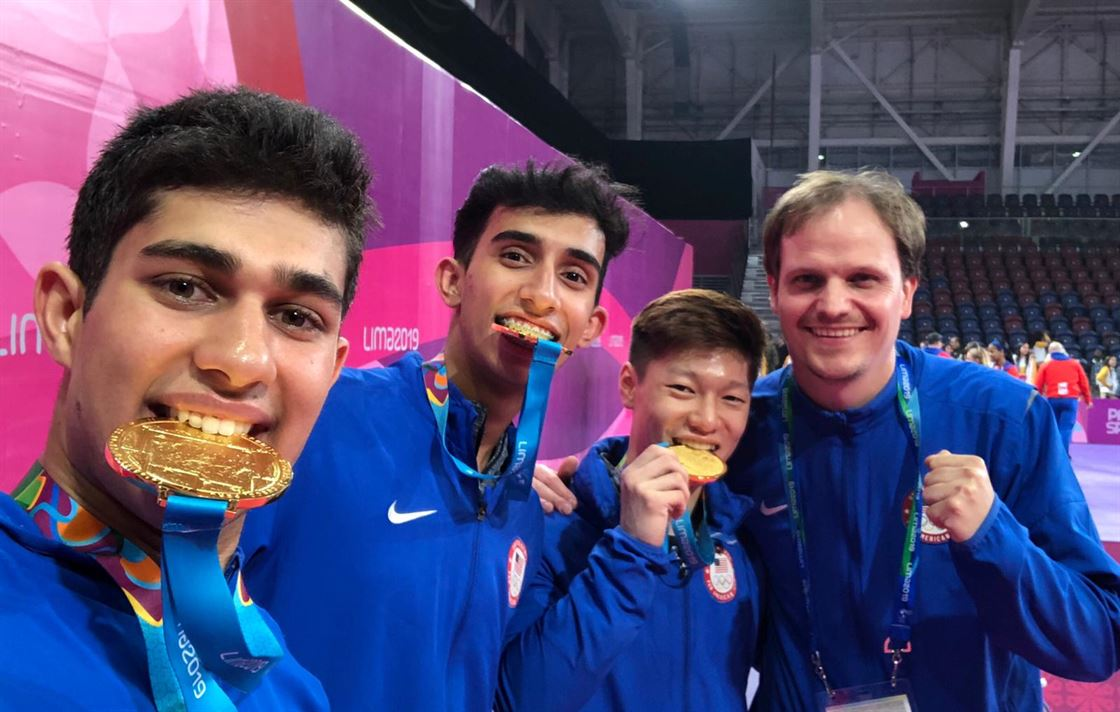 Pan Am Games: USA are Men's Team Champions