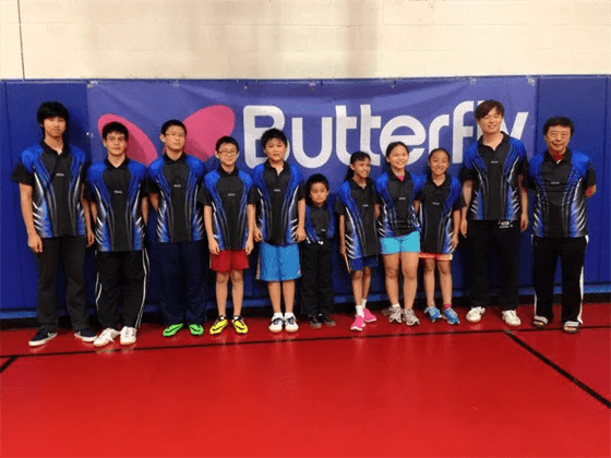 WAB CLUB FEATURE: North Texas Table Tennis Club