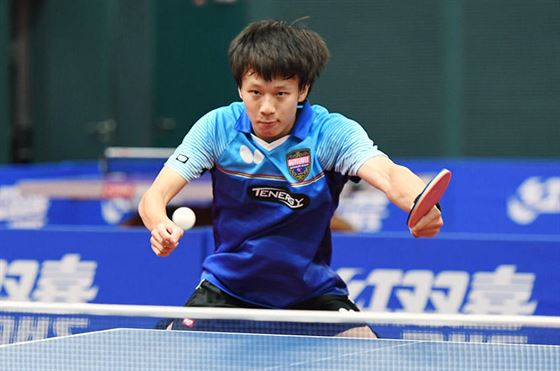 Technique of Lin Gaoyuan, a fast attacking left hander #2