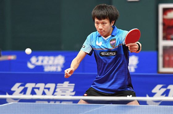 Technique of Lin Gaoyuan, a fast attacking left hander #3