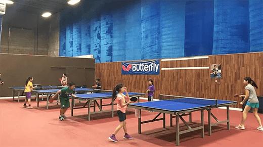WAB Club Feature: Massachusetts Table Tennis and Badminton Club