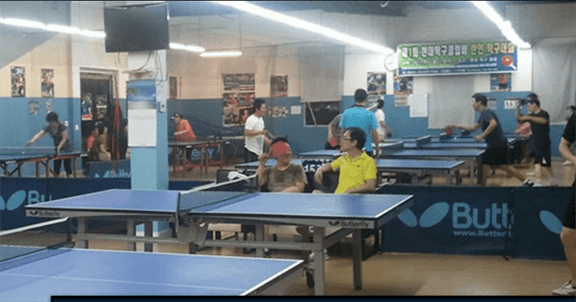 WAB Featured Club: Jung Table Tennis Club