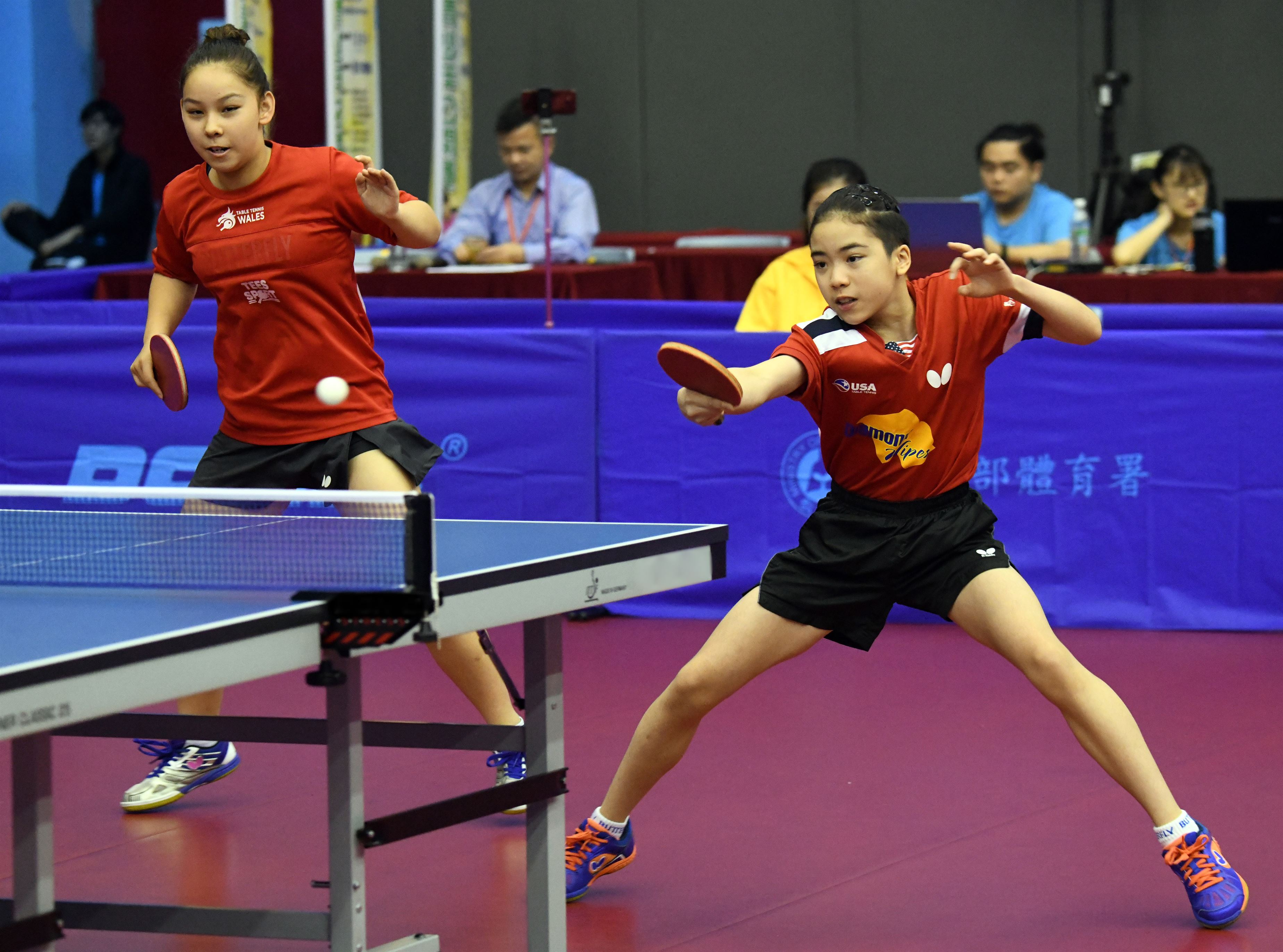 The 2019 Chinese Taipei Junior and Cadet Open