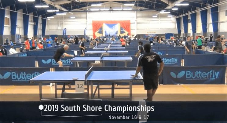 2019 South Shore Championships & Junior Championships video