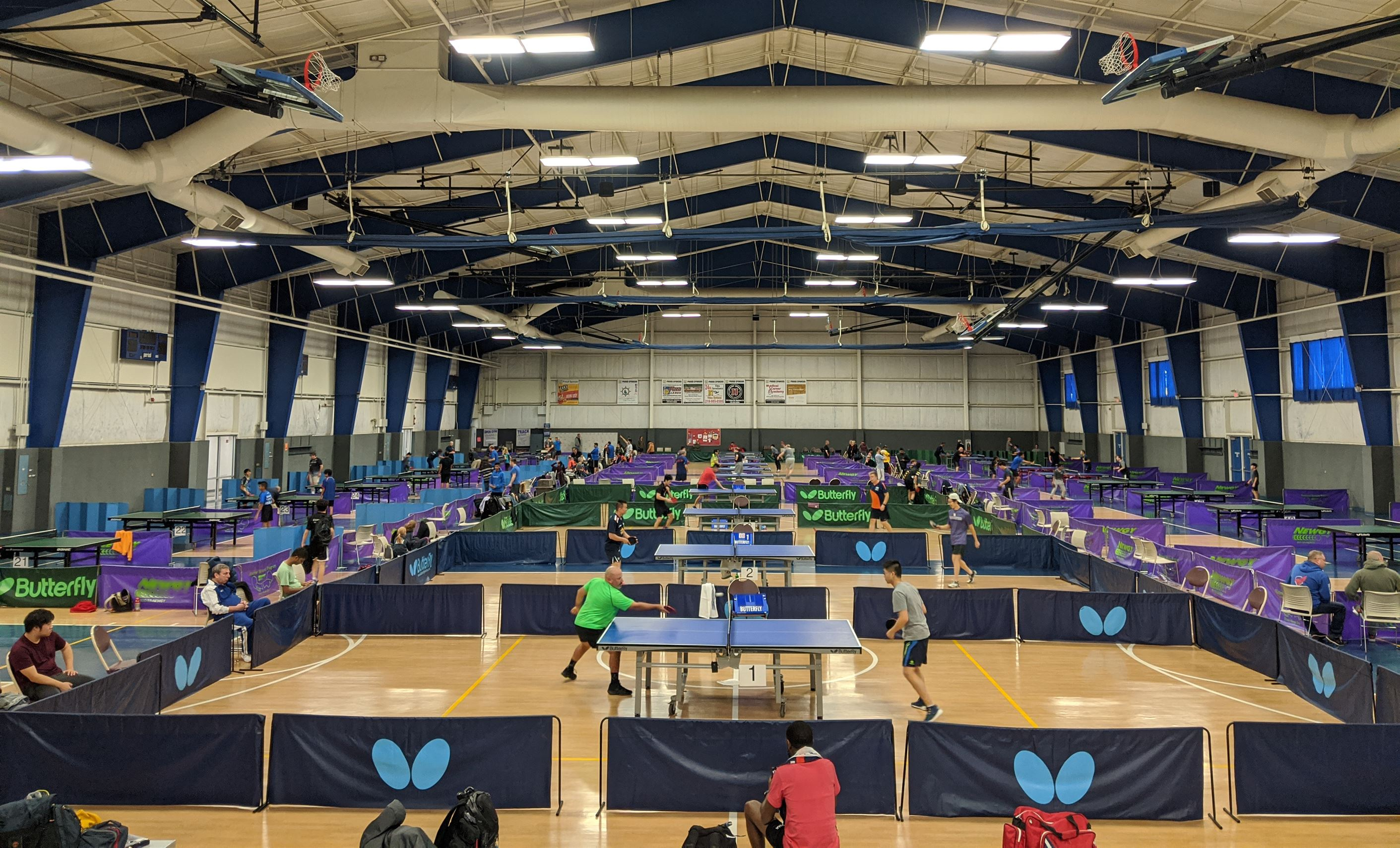 2019 South Shore Championships & Junior Championships