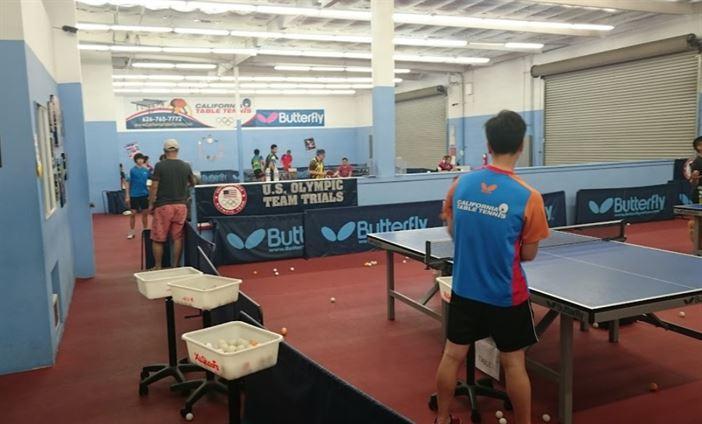 WAB Club Feature: California Table Tennis