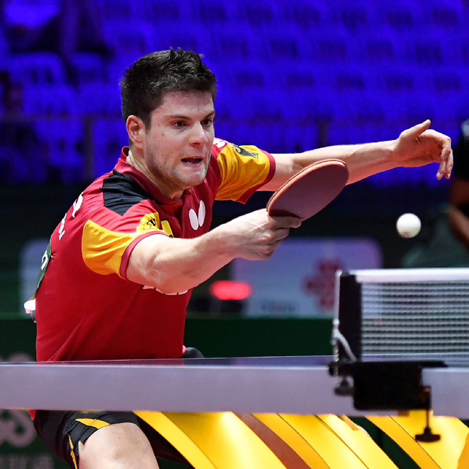 The Budesliga Championships was held over the weekend and the previous two weeks had warm-up tournaments labeled as the Dusseldorf Masters Series.
