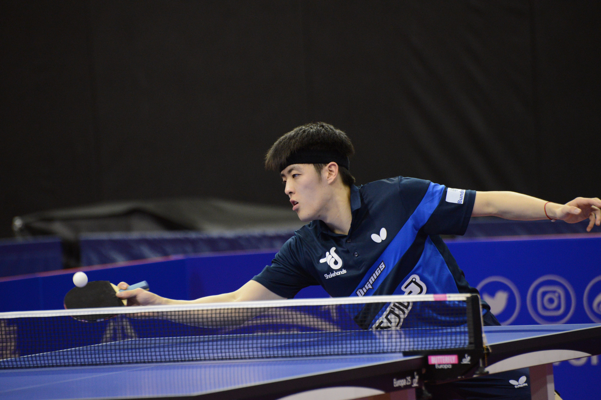 Portugal Open Update: A German Penhold Player?