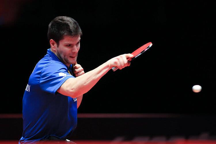 Dignics 09C interview with top player Dimitrij Ovtcharov
