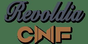 Revoldia CNF Logo