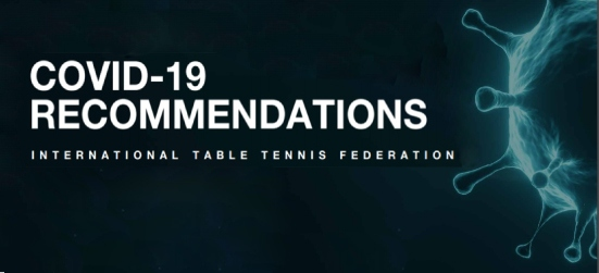 ITTF Releases COVID-19 Recommendations