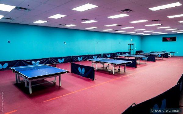 Open Doors: San Antonio Table Tennis Club