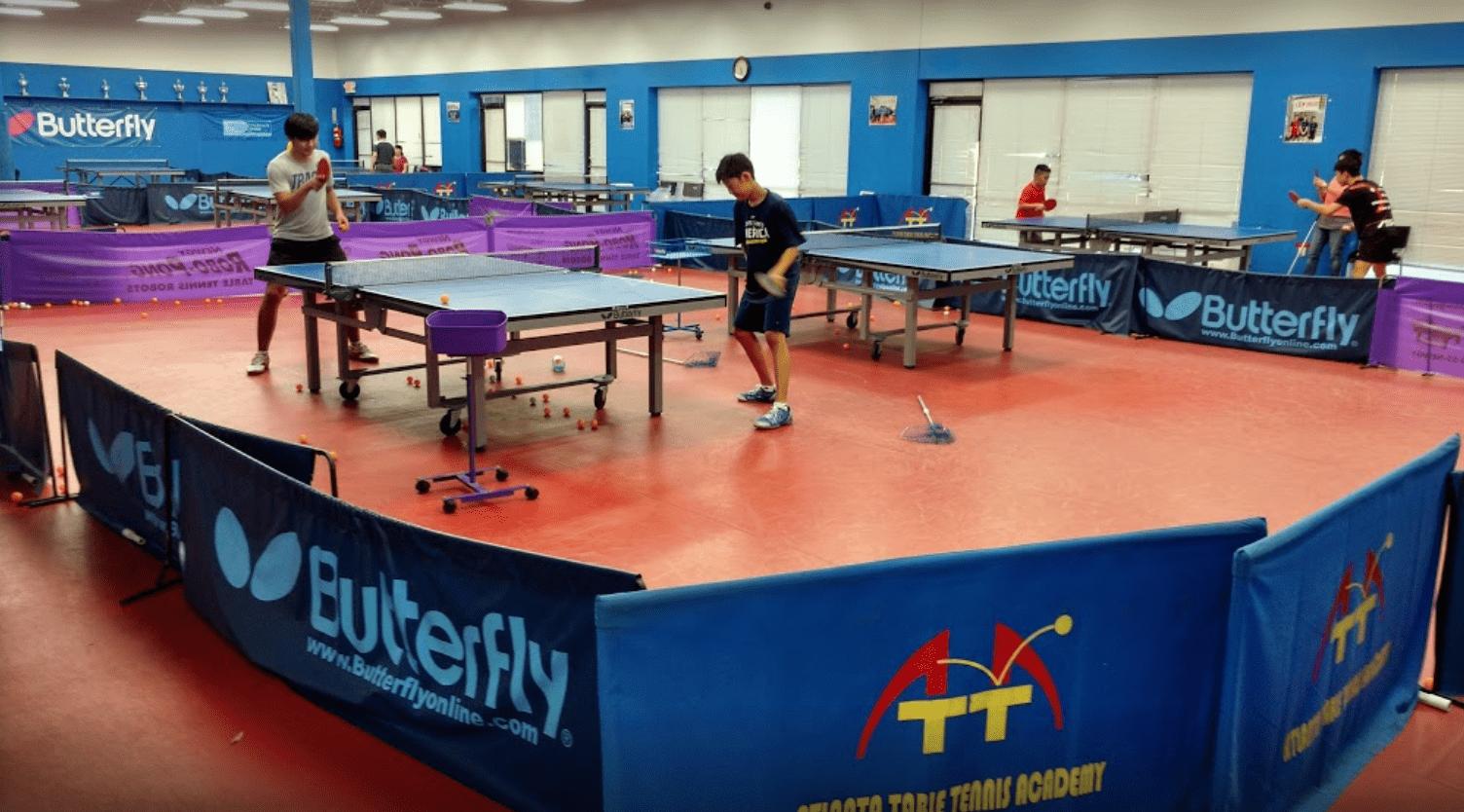 WAB CLUB FEATURE: Atlanta International Table Tennis Academy