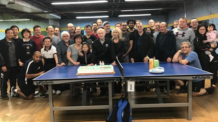 WAB Featured Club: Boston Table Tennis Center
