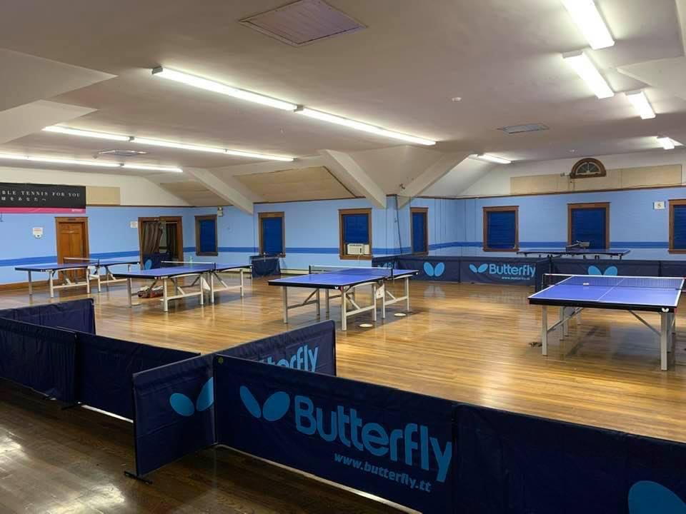 WAB CLUB FEATURE: Rhode Island Table Tennis Association