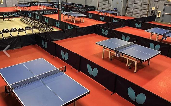 Open Doors: Princeton Pong