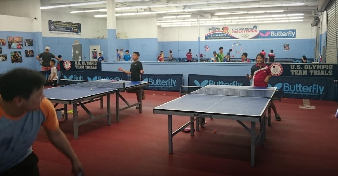 aWAB Club Feature: California Table Tennis in Rosemead