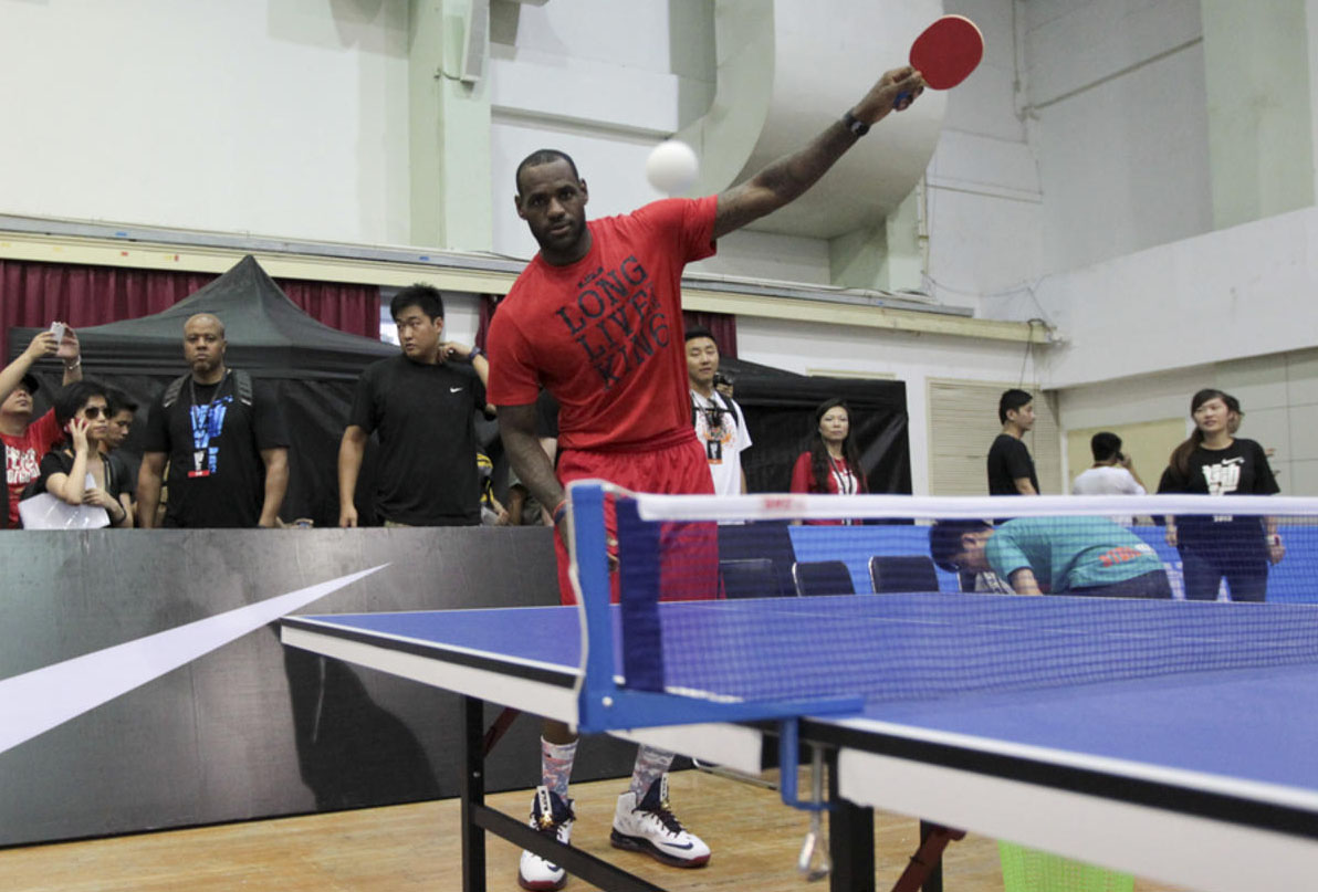 NBA's Bubble - Ping Pong, Golf, Billiards Among Limited Leisure Activities