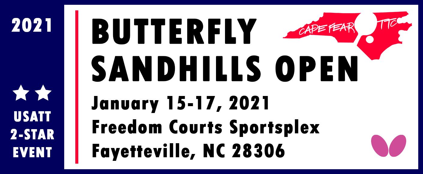 Featured Events: 2021 Butterfly Sandhills Open