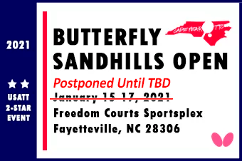 Butterfly Sandhills Open