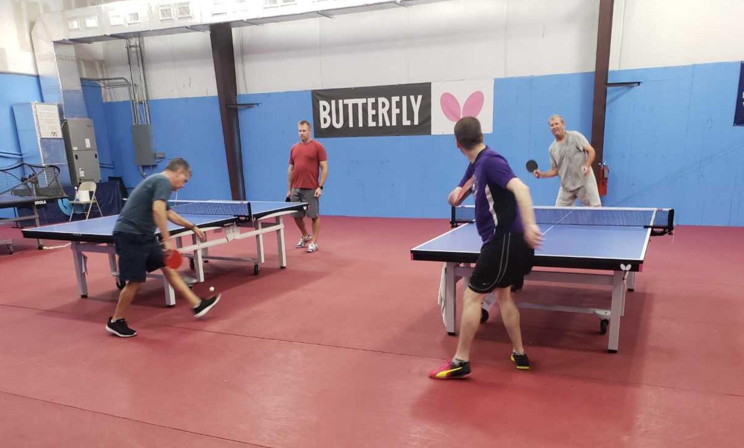 WAB Club Feature: PowerStroke Table Tennis Club