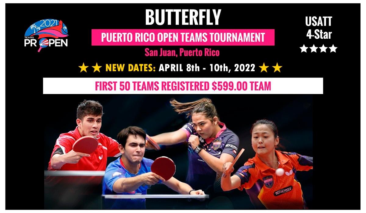 Puerto rico open teams tournament 2